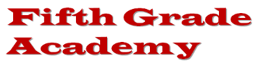 Fifth Grade Academy  Logo